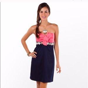 Lilly Pulitzer Krissa Colorblock Dress